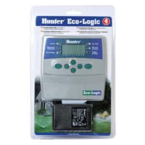 HUNTER ECO-LOGIC 4-STATION CONTROLLER