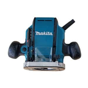 """MAKITA PLUNGE ROUTER 1/4"""" 900W"""