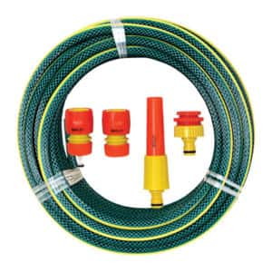 Hosepipe with Fittings