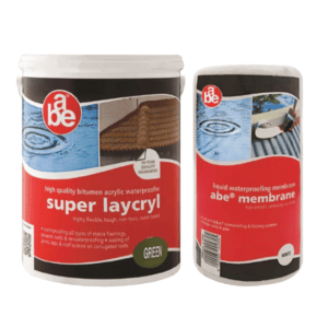 ABE SUPER LAYCRYL ASSORTED 5 LITRES