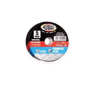 RUWAG 115MM STAINLESS STEEL CUTTING DISC