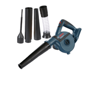 BOSCH 18V LI-ION CORDLESS BLOWER WITH NOZZLES