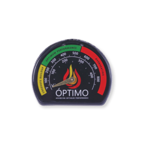 OPTIMO FIREPLACE THERMOMETER