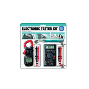 ACDC ELECTRICAL/ELECTRONIC TESTER KIT