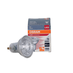 OSRAM DICHROIC 5W DIMMABLE LED