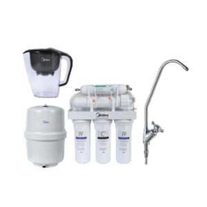 MIDEA 5-STAGE WATER FILTRATION SYSTEM