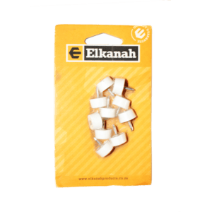 ELKANAH SHELF SUPPORT WITH NAIL WHITE (10)
