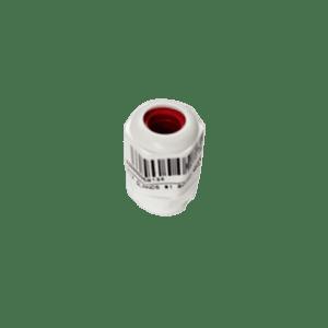 """SURFIX GLANDS #1 ROUND WHITE""""RED"""""""