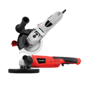 CASALS ANGLE GRINDER 230MM 2000W WITH DUAL BLADE SAW 125MM 900W COMBO