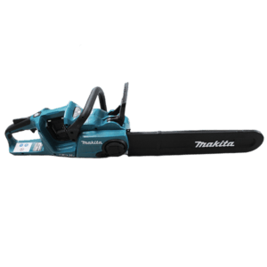 MAKITA 18V LI-ION CORDLESS BRUSHLESS CHAINSAW WITH 2X5AH BATTERIES