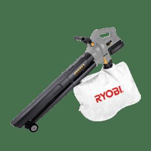 RYOBI 18V x 2 LI-ION CORDLESS BLOWER VACUUM