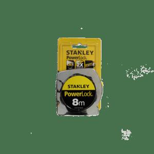 TAPE MEASURE 08M STANLEY POWERLOCK