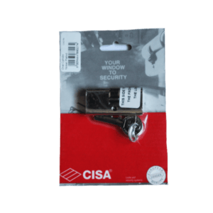 CISA SMALL OVAL CYLINDER NICKEL PLATED 54MM