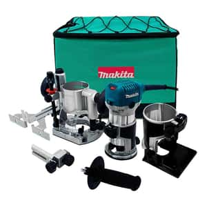 """MAKITA TRIMMER/ROUTER 1/4"""" 710W RT0700CX2"""