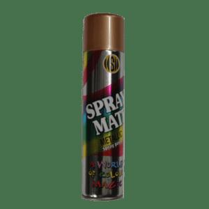 SPRAYMATE SPRAY PAINT GOLDEN BROWN 250G