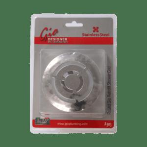 GIO RETROFIT ROUND SHOWER GRID INSERT