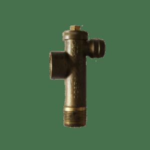 GEYSER DRAIN COCK MXF MEDIUM