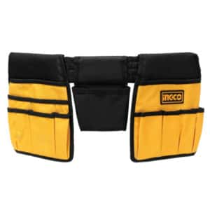 INGCO TOOL POUCH AND BELT 2PC