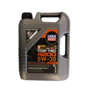 LIQUI MOLY TOP TEC 4200 5W30 5LT