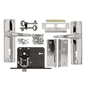Fort Knox 2-Lever Mortice Lockset Combo