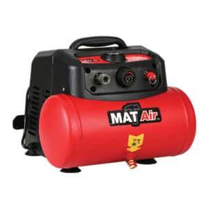MATAIR COMPRESSOR OILESS 8LT 1.5HP