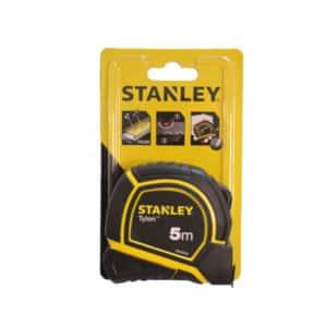 STANLEY TAPE MEASURE 5M X 19MM BI-MAT
