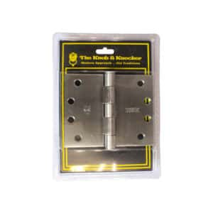 HINGE PROJECTION STAINLESS STEEL HEAVY DUTY 100MM X 125MM PER PAIR
