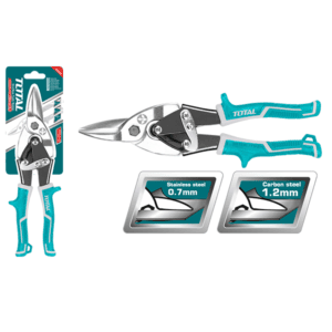 TOTAL AVIATION SNIPS STRAIGHT 250MM