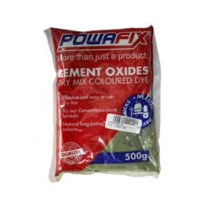 CEMENT OXIDE RED 500GR