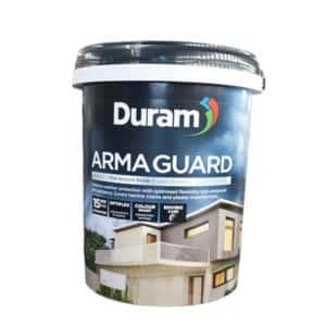 DURAM ARMAGUARD EXTERIOR PAINT
