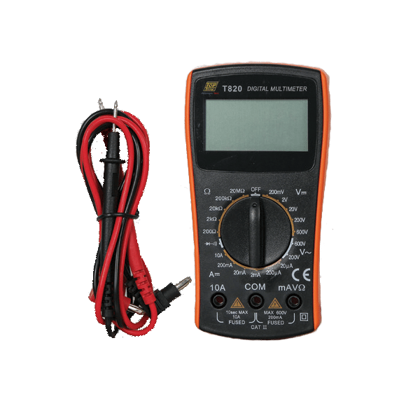 72391-Toptronic-Multimeter-Tester