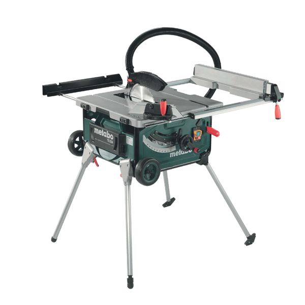 METABO TABLE SAW WITH LEGS 2000W