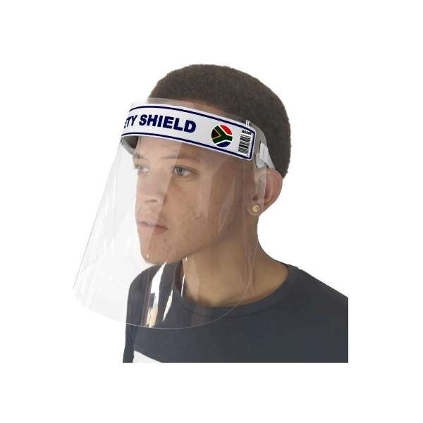 77995-Clear-Safety-Face-Shield- With Foam Strip