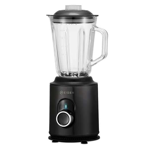 86009-EIGER-BLENDER-550W-GLASS-JAR-BLACK-GRINDER-CUP