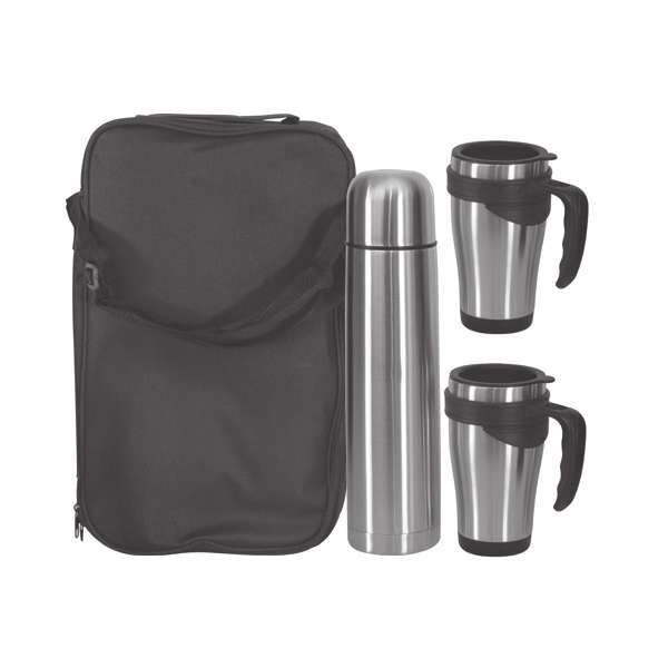 33744-LK's-Stainless-Steel-Flask-&-Cup-Set-with-Lids