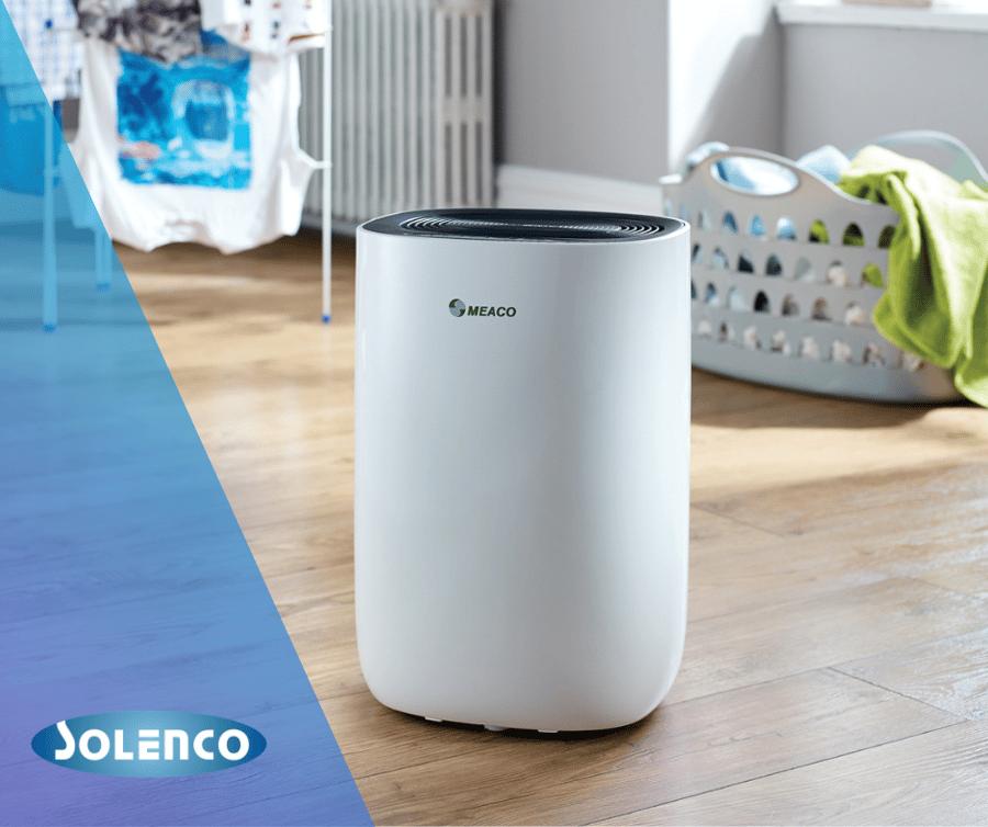 Meaco Dehumidifier by Solenco