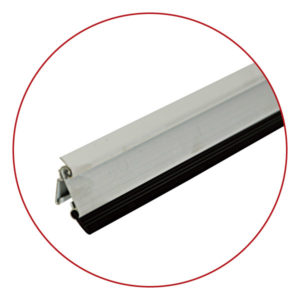 ALUMINIUM WEATHER DOOR SEAL