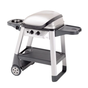 Totai Outback 2-Burner Portable Gas Braai with Cover