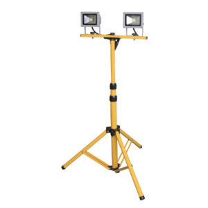 ACDC LED Floodlights and Tripod