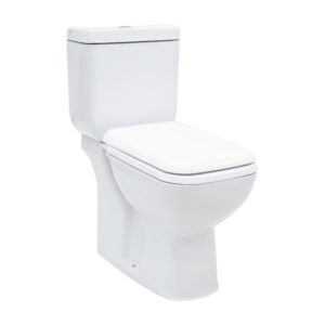 Solo Bermuda Close  Couple Toilet Suite