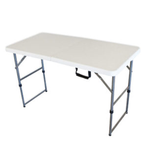 PATIO PVC CAMPING TABLE