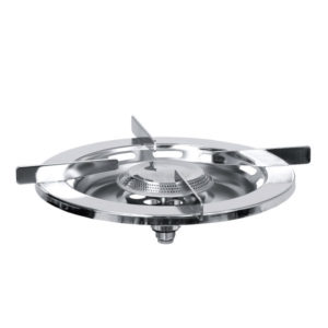 Gas Cooker Top Chrome plated