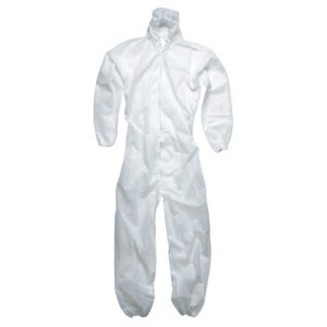 Disposable White Overall