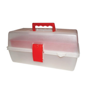 Perma Toolbox with Tray 370mm