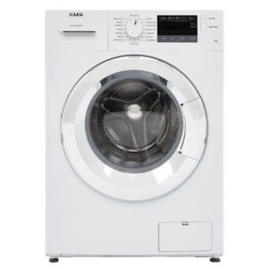 AEG WASH MACHINE FRONT LOAD 7KG 1200RPM WHITE