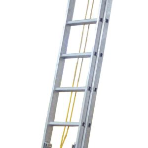 ALUMINIUM DOUBLE EXTENSION LADDER