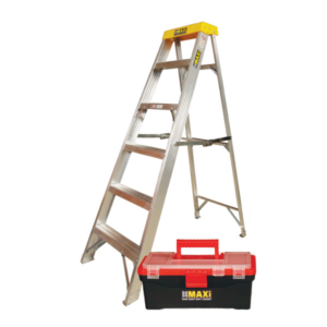 6- STEP ALUMINIUM LADDER