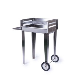 BRAAI PORTABLE 600 STAINLESS STEEL