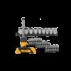 53136_Tork Craft 31pc T-Handle Screwdriver Ratchet Set