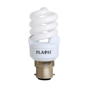 BULB ENERGY SAVER 11W BC SPIRAL COOL WHITE